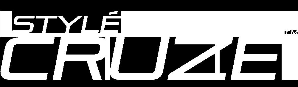 style cruze white logo